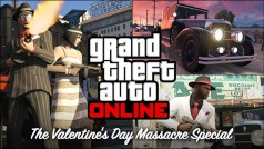 GTA Online Valentine's Day Massacre update arrives this Friday