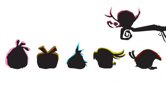 New Angry Birds teaser header