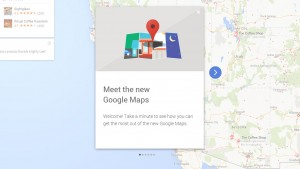 New Google Maps for desktop begins worldwide rollout