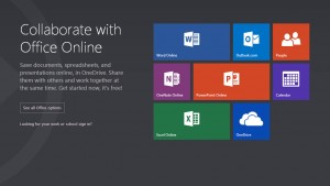 Office Web Apps rebrands as Office Online