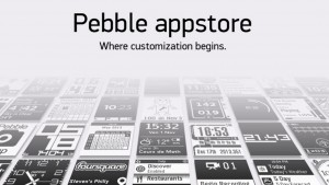 Pebble appstore launches on iOS, Android version in beta