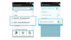 Waze navigation app updates with calendar integration
