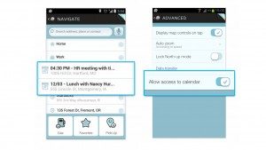 Waze navigation app updates with calendar integration