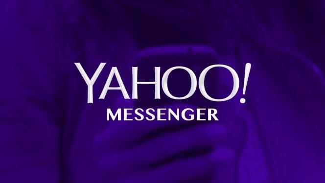 Yahoo Messenger header