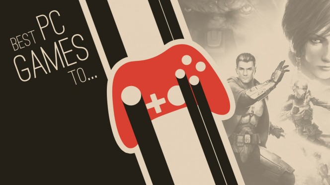 The best PC games for… playing online multiplayer