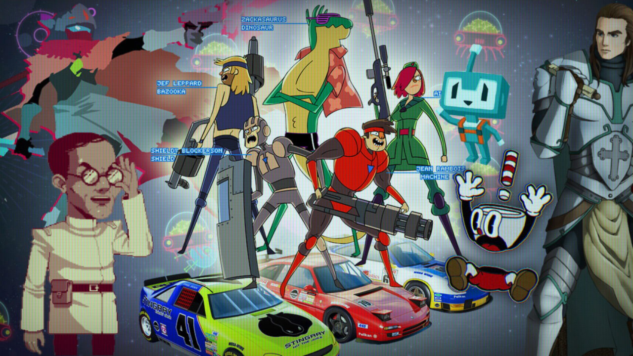The most eagerly-awaited indie games of 2014