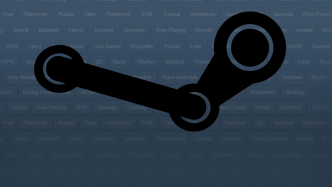 steam tags header
