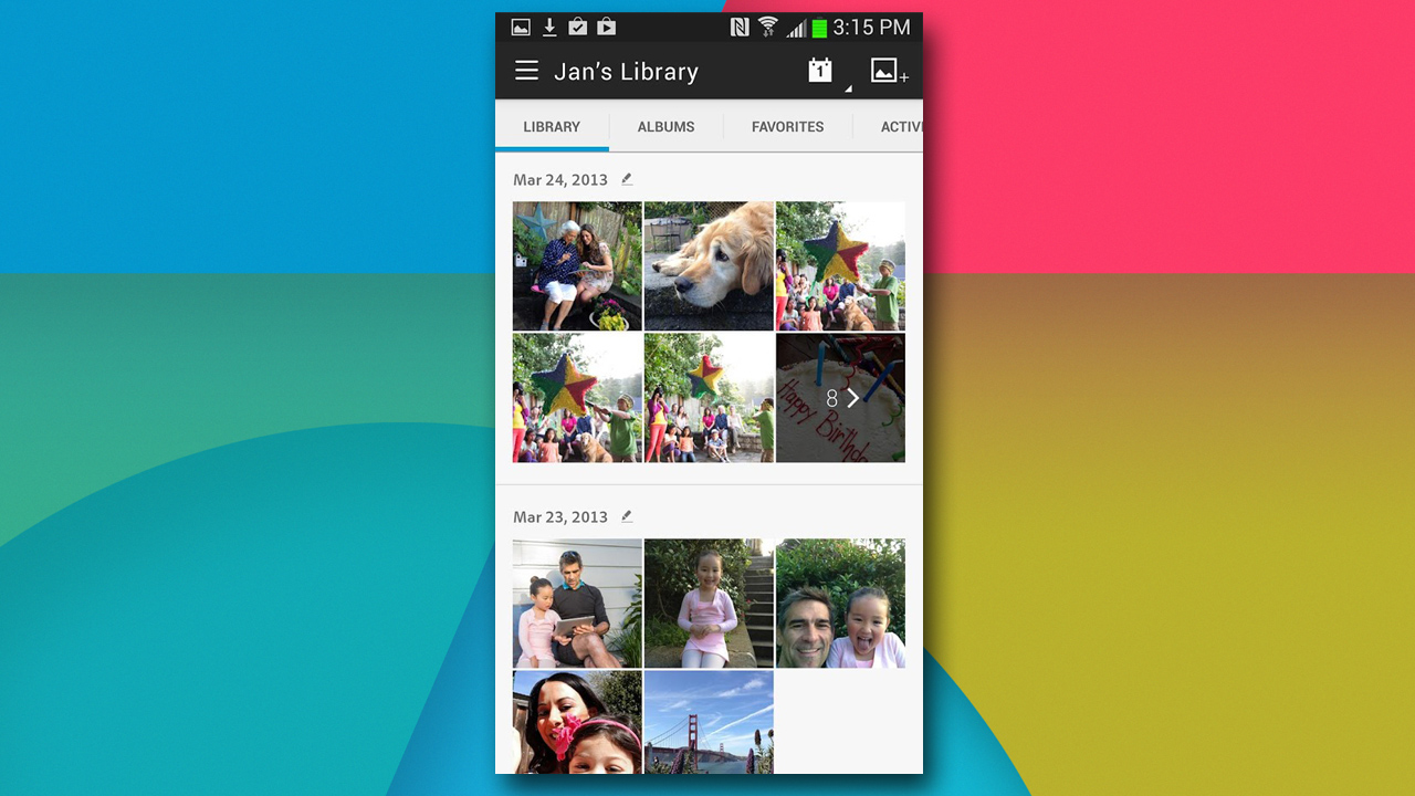 Adobe Revel photo manager now available for Android