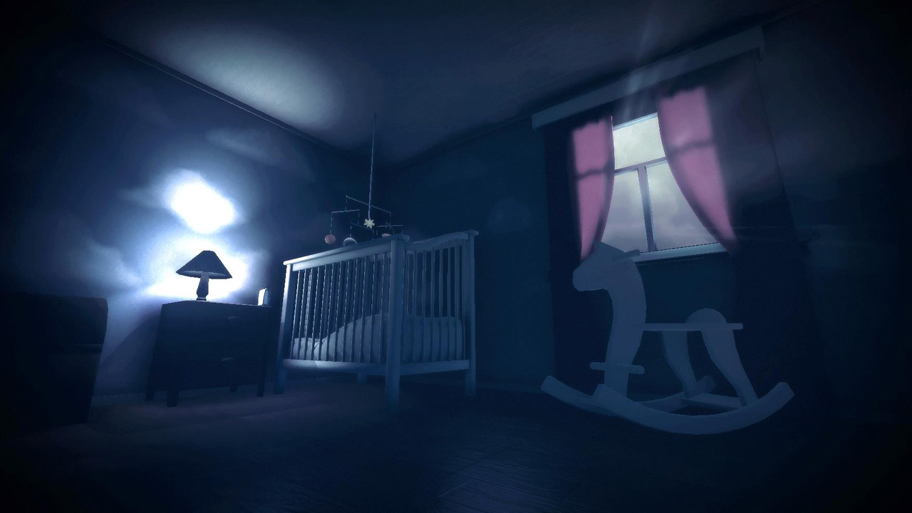 Among the Sleep puts you in the mind of a two-year-old