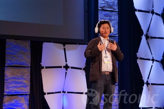 Macworld Avegant CEO Ed Tang