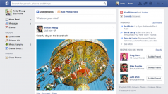 Facebook unveils new News Feed design