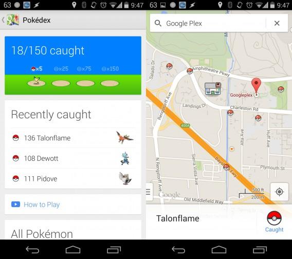 Google April Fools Joke Adds Pok�mon To Maps Challenges: Pokemon Locations Google Maps At Slyspyder.com