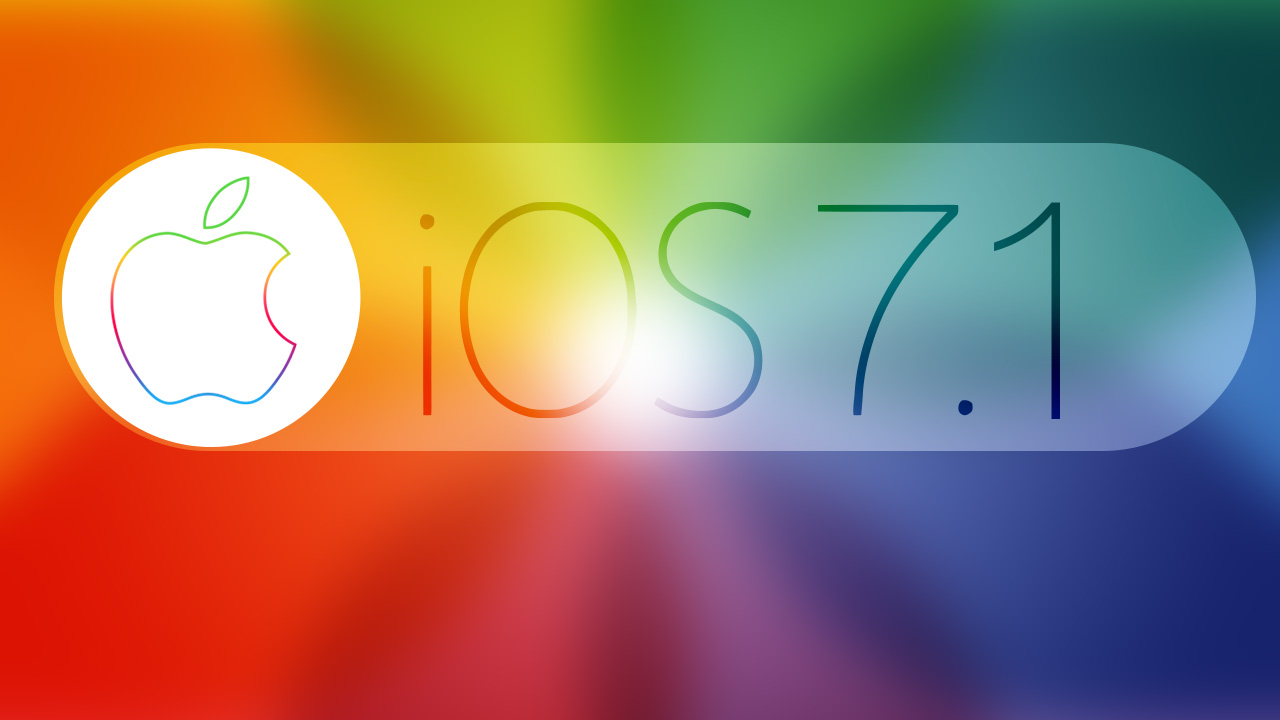 iOS 7.1 gets interface improvements and integrates CarPlay