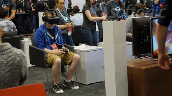 Oculus at GDC header