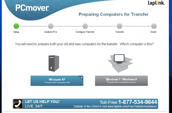 PC-Mover-Express