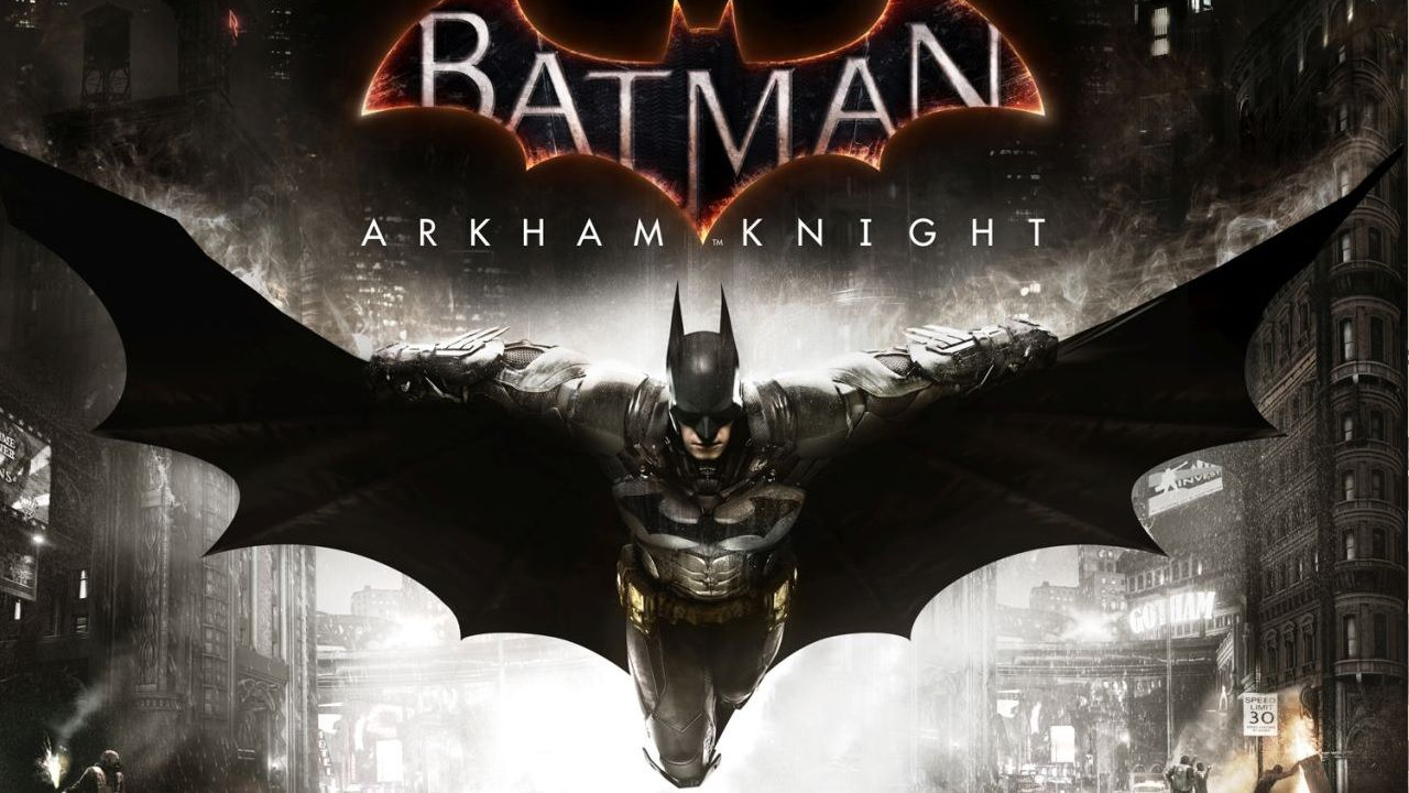 Batman Arkham Knight The Dark Bids Farewell