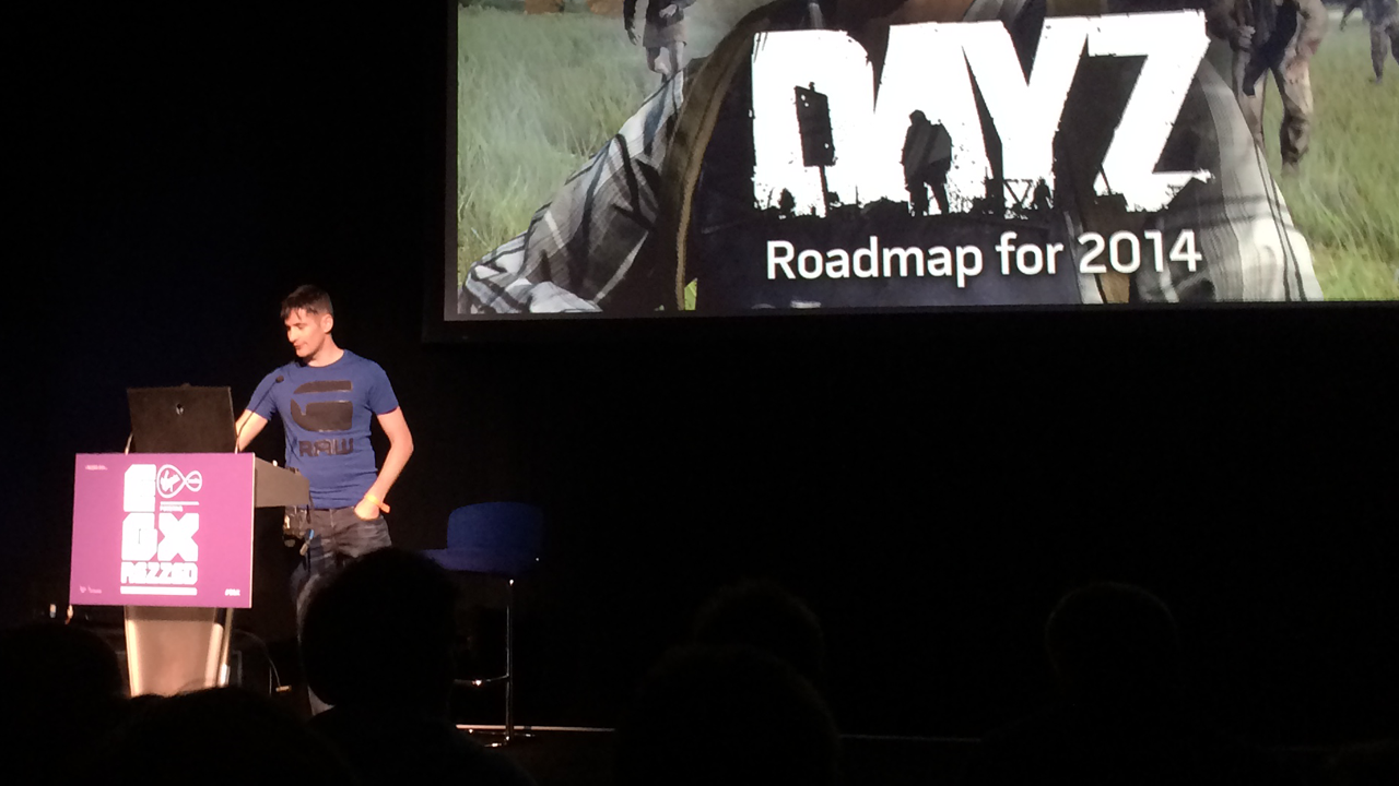 DayZ's Dean Hall announces what's coming in 2014