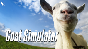 Watch the Goat Simulator launch trailer