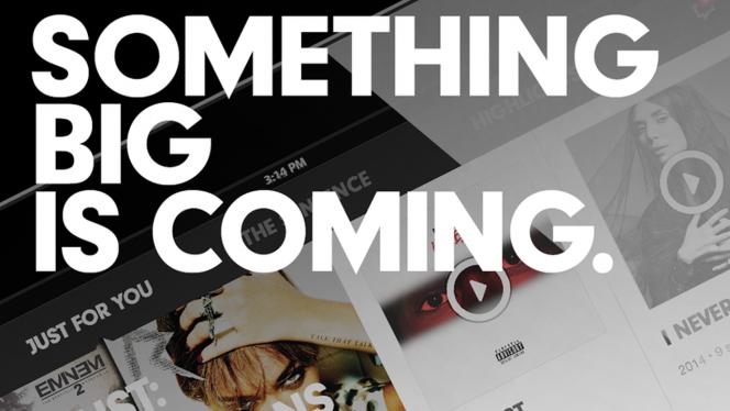 Beats Music for iPad teaser header