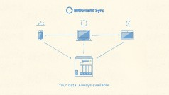 BitTorrent Sync now supports NAS devices, lets you create your own cloud