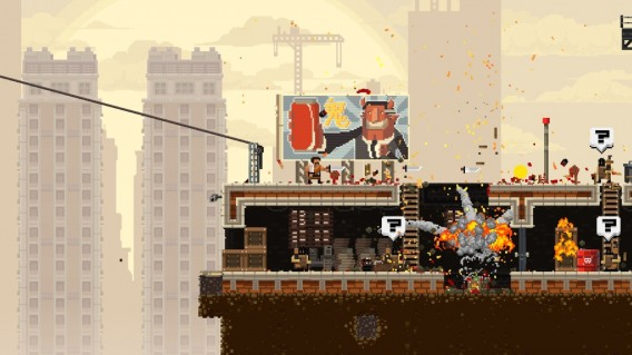 Broforce Brochete