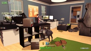 Goat Simulator update adds splitscreen multiplayer and new map, out this May
