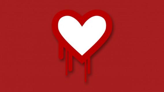 Heartbleed security bug header