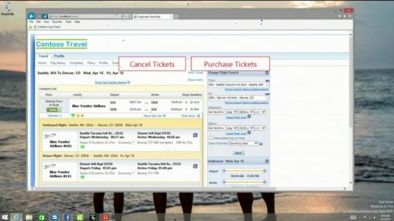 Internet Explorer 11 Windows 8.1 update 1