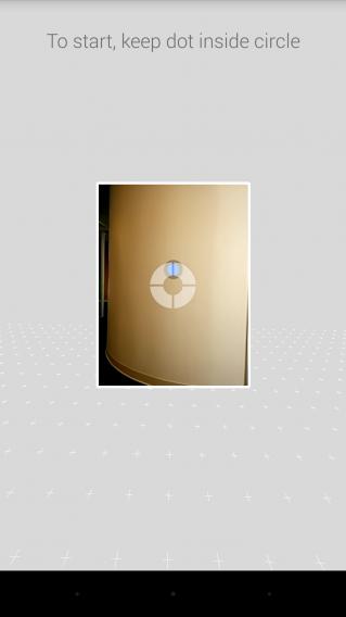 Photo Sphere na Câmera do Google