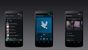 Spotify's dark redesign now available on Android