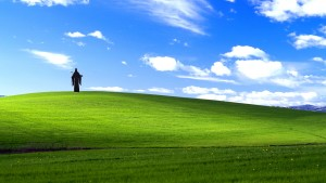 The final hours of Windows XP