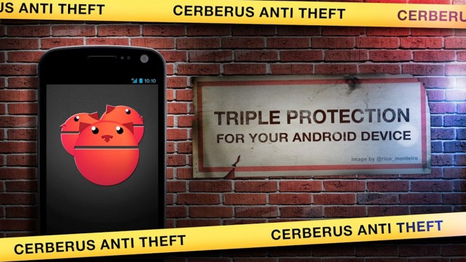 Cerberus Android header