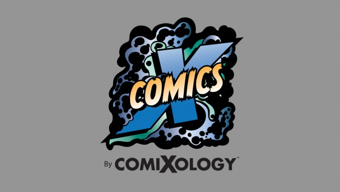 comiXology header