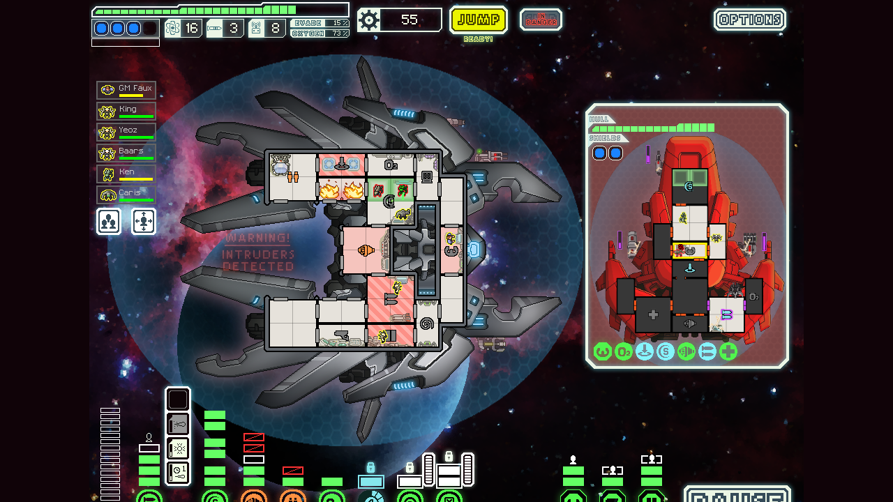 FTL: Faster Than Light out now for iPad