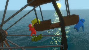 Gang Beasts: the game everyone wanted to play at Rezzed 2014