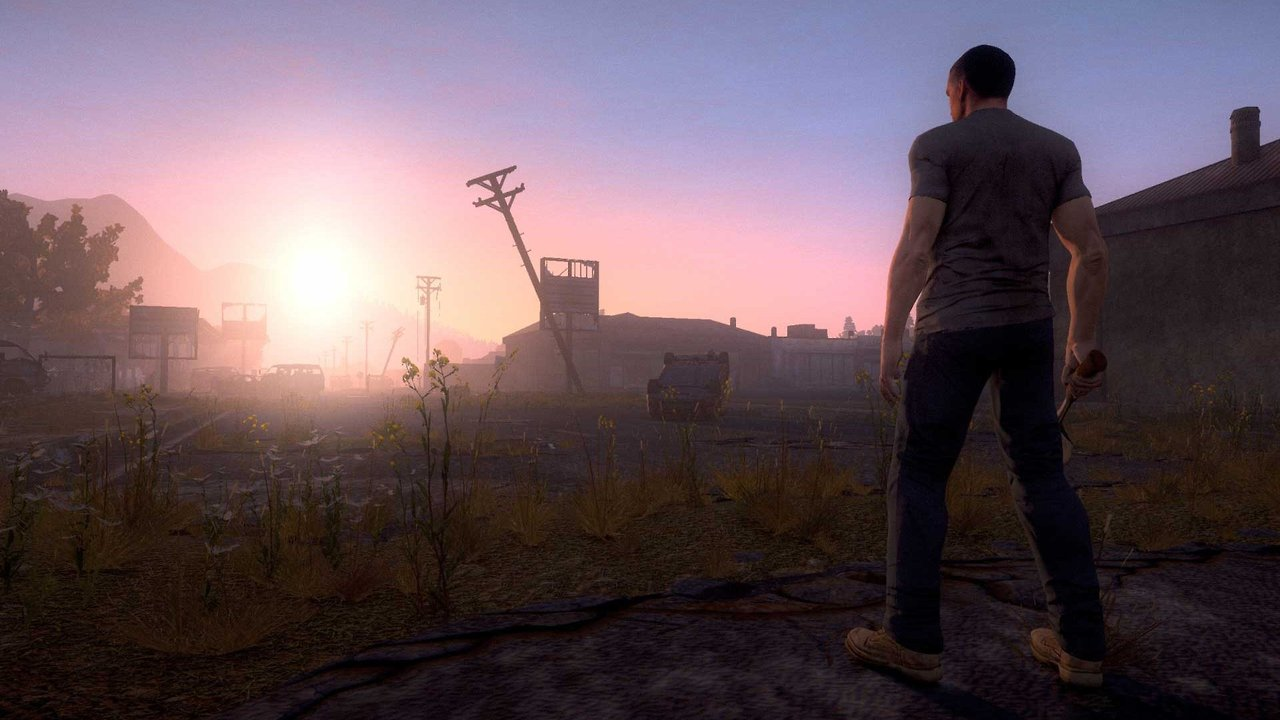 Watch the first gameplay trailer for zombie game H1Z1