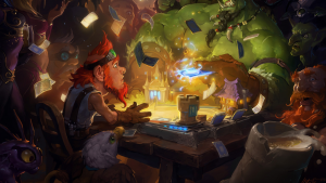 Hearthstone: Heroes of Warcraft single player campaign announced