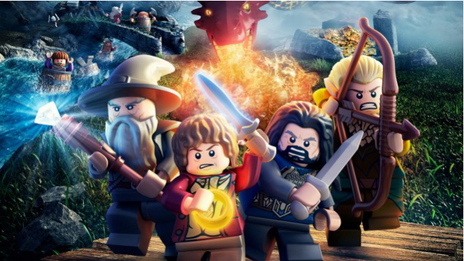 LEGO The Hobbit: How to unlock all game characters