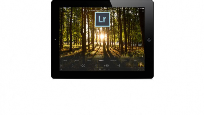 Lightroom for iPad: a darkroom in your backpack