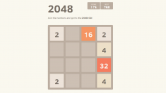 The official 2048 released on Android and iOS