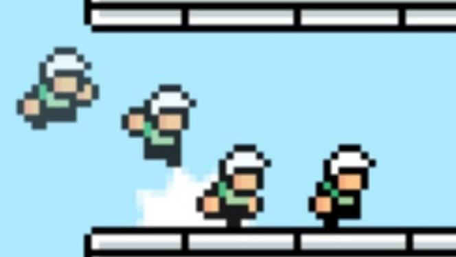 Flappy Bird guy jumping teaser header