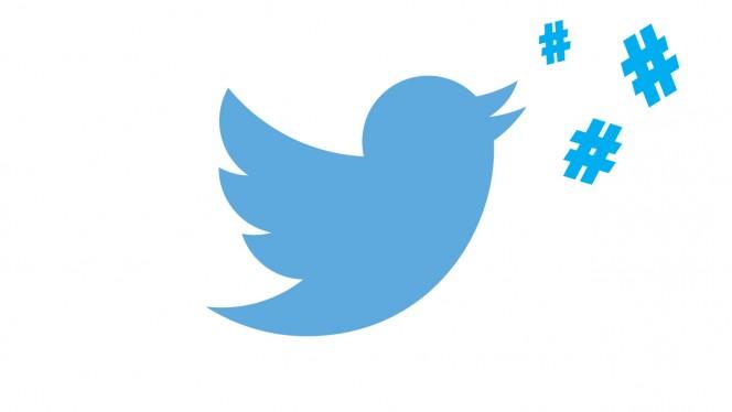 Twitter silence header