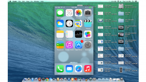 How to sync iOS and OS X Mavericks