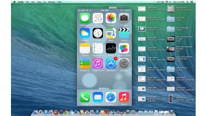 How to sync iOS and OS X Mavericks