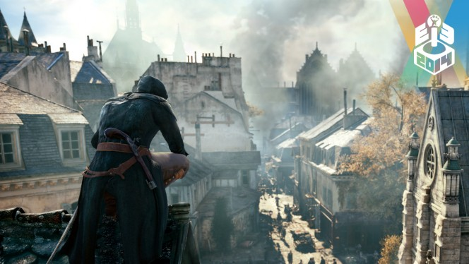 E3  2014: Assassin's Creed Unity - Ubisoft's real revolution?