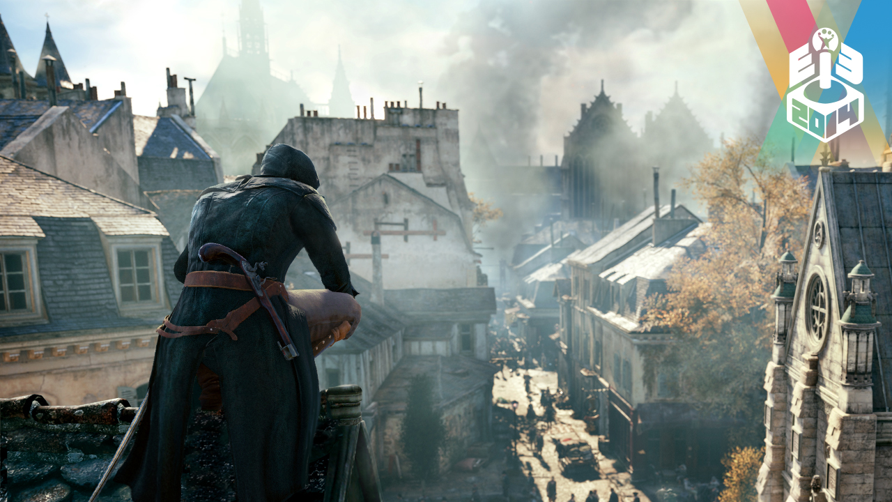 E3  2014: Assassin's Creed Unity – Ubisoft's real revolution?