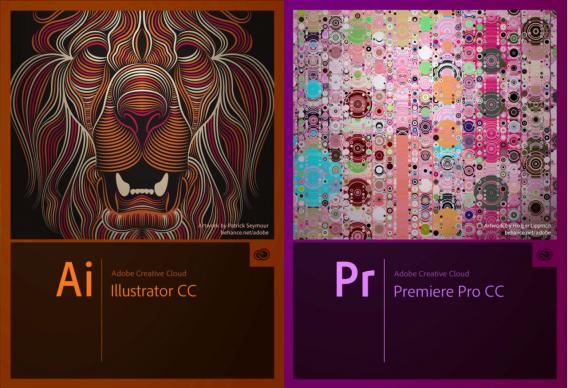 Adobe Creative Cloud 2014 CC illustrator premiere pro