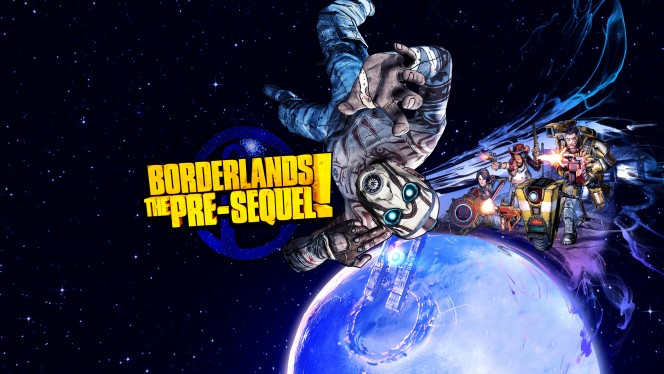 E3 2014: low-gravity battles in Borderlands: The Pre-Sequel