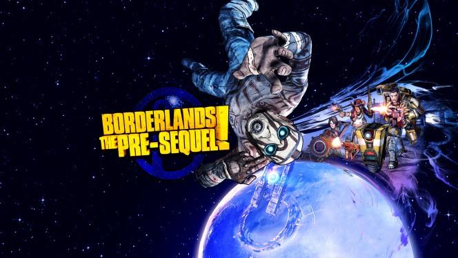 E3 2014: low-gravity battles in Borderlands: The Pre-Sequel