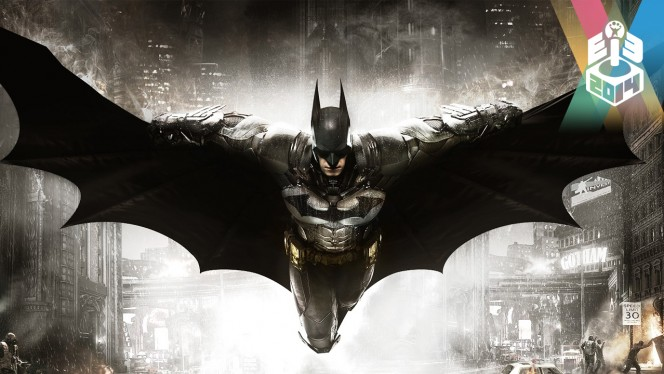 E3 2014: Batman Arkham Knight - the Dark Knight in all his splendour